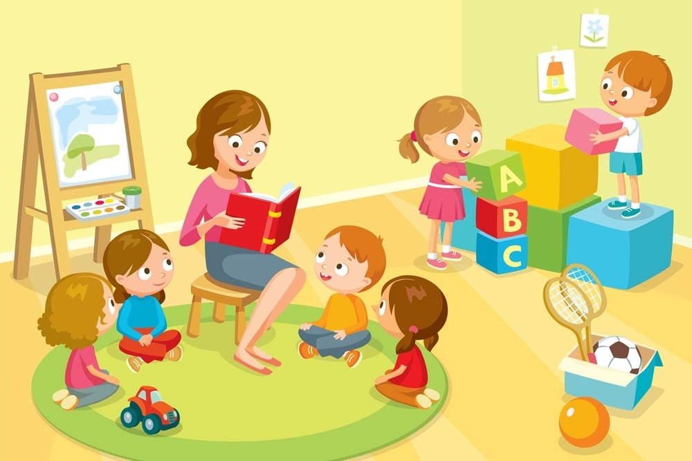 Собрание в Школе раннего развития