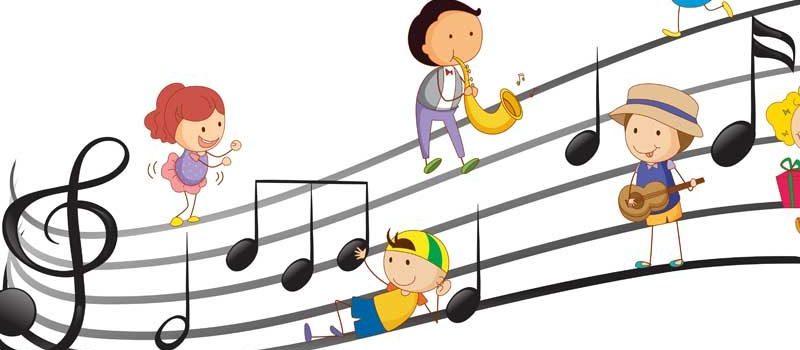Музыкальная переменка
